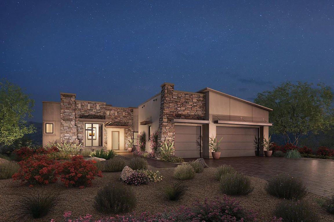 Ready To Build Home In Toll Brothers at Verde River Community