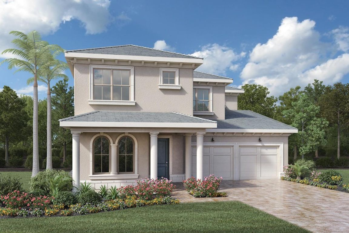 New homes from Toll Brothers in Winter Garden, FL