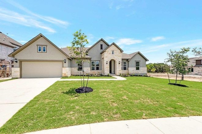 Ready To Build Home In Prospect Creek at Kinder Ranch Community