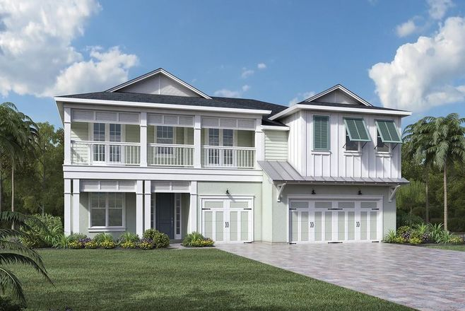 Ready To Build Home In Julington Lakes - Ambassador Collection Community