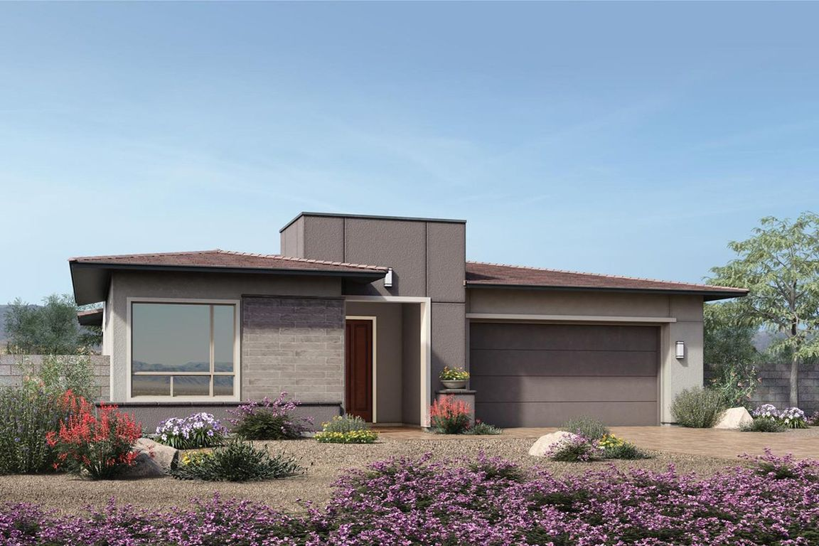 Ready To Build Home In Regency at Summerlin - Summit Collection Community