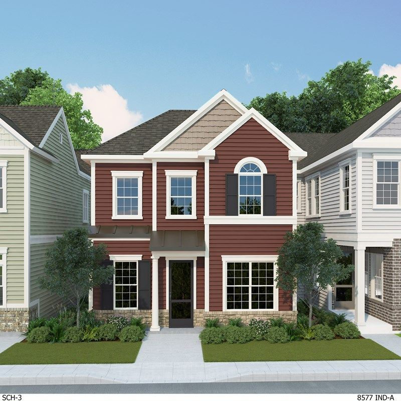new homes from david weekley homes in fishers in
