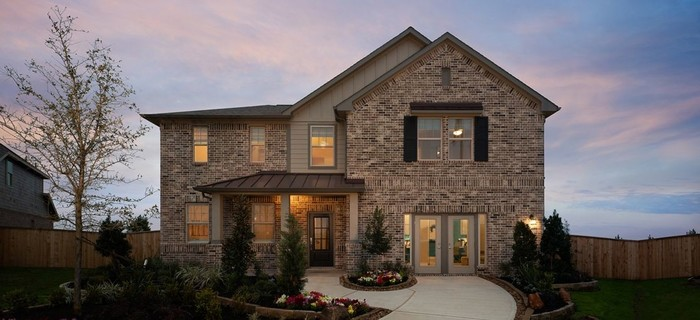 Ready To Build Home In Creekside Ranch Community