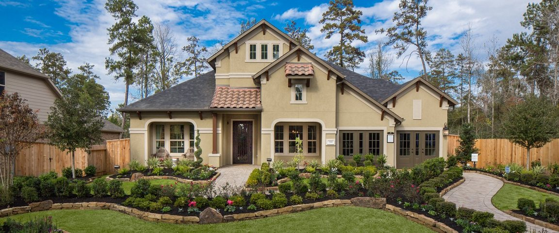 Ready To Build Home In Firethorne Community