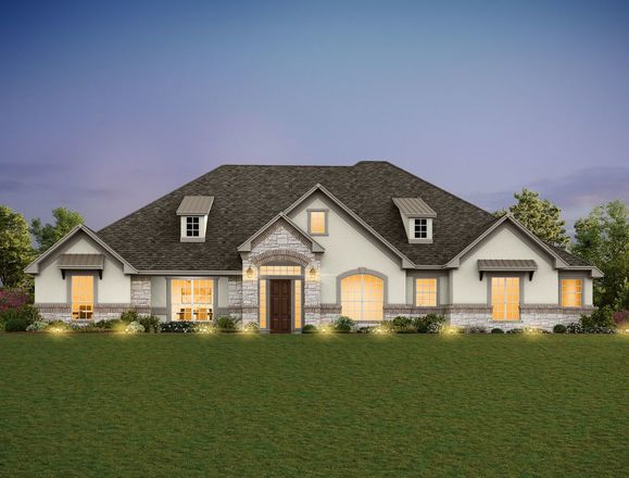 Ready To Build Home In Saratoga Hills Community