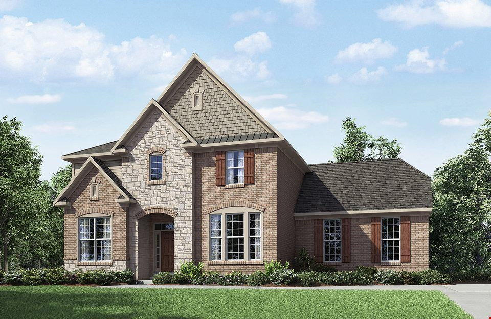 Pembroke at Design Gallery Homes in Indianapolis, IN | Homes.com ...