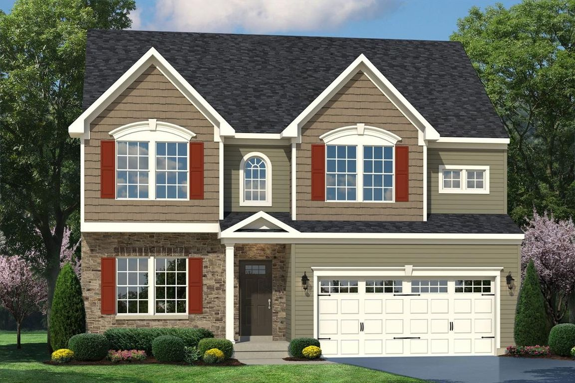 new homes from ryan homes in fishers in