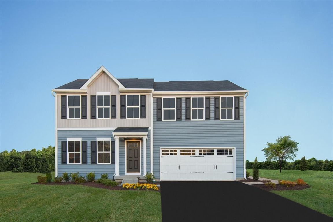 Plan 1918 At Stonecrest Martinsburg WV 25403 id-30069 homes for sale
