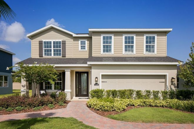 Ready To Build Home In Lucaya Lake Club - Signature Community