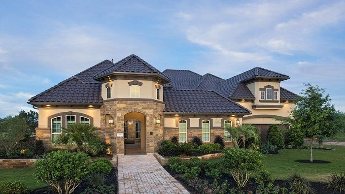 Ready To Build Home In Travisso Florence Collection Community