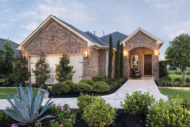 Ready To Build Home In Heritage at Vizcaya - Age Restricted 55+ Community Community