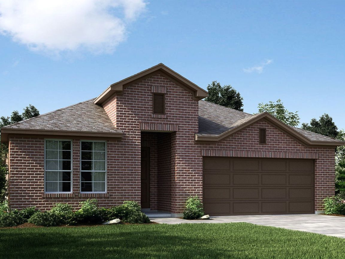 The Holly (4004) At Riverstone Ranch   The Manor   Classic Pearland TX 77089