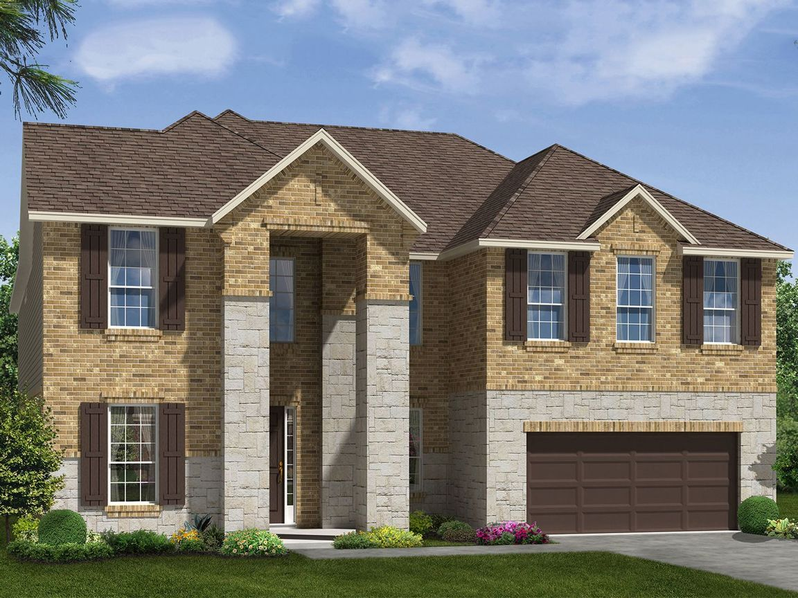 Ready To Build Home In Imperial - Artisan Collection Community