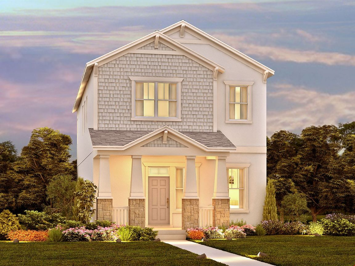 angelou ii model at watermark in winter garden fl homes com