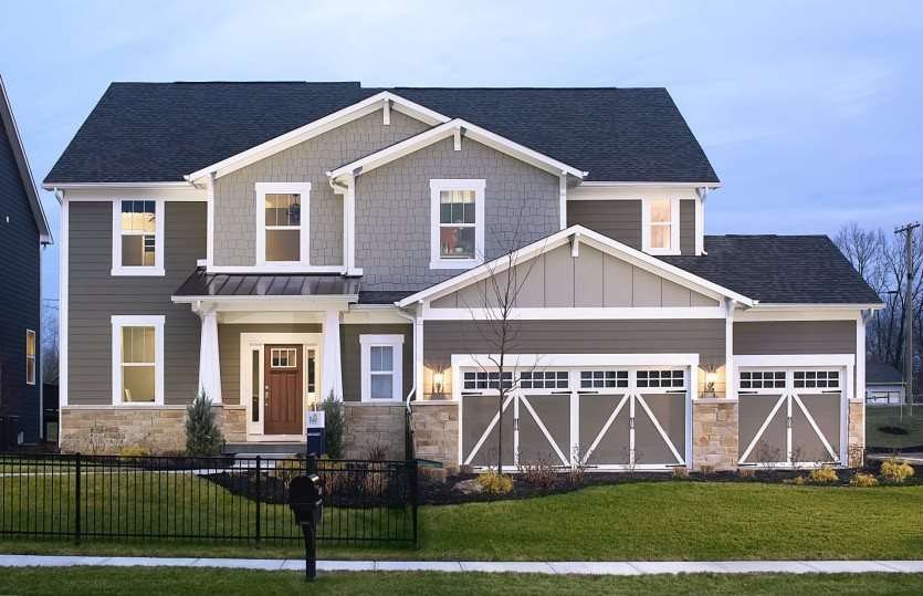 new homes from pulte homes in fishers in
