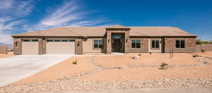 Ready To Build Home In Hualapai Foothills Estates Community
