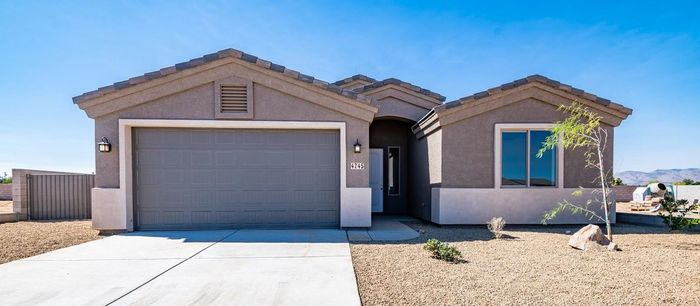 Ready To Build Home In Kingman Crossing Community