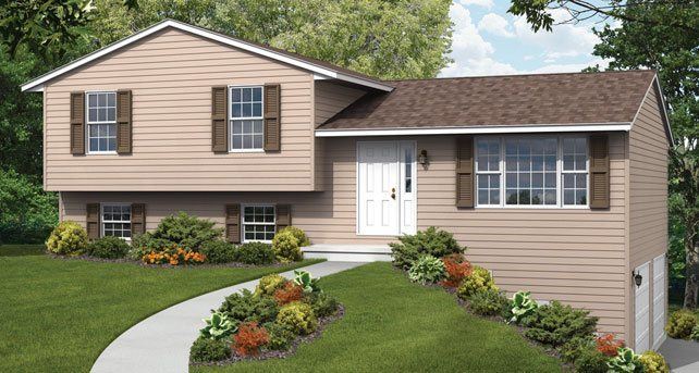Lexington Ii At Wayne Homes Delaware Build On Your Lot