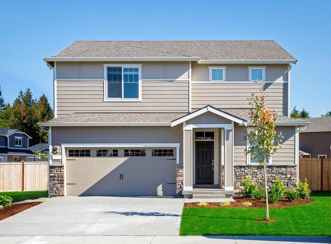 Home builders in puyallup wa avie home for Washington home builders