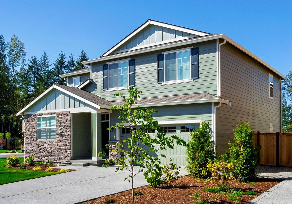 Home builders in puyallup wa avie home for Home builders in wa