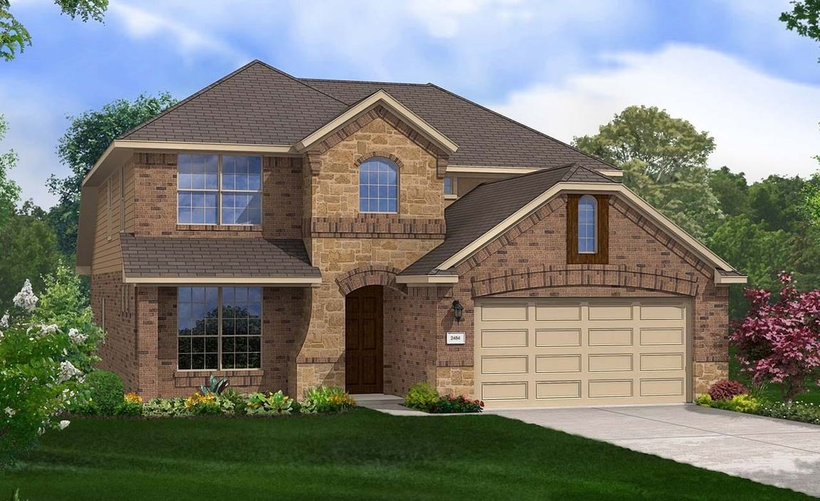 New Homes For Sale In Lewisville Tx