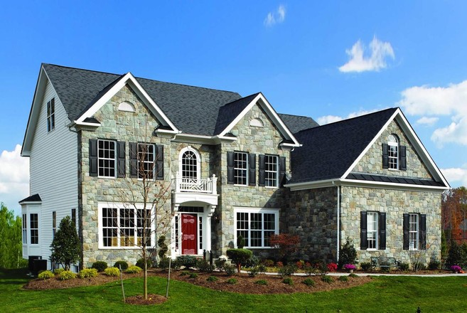 Ready To Build Home In Craftmark Homes - Custom Build on Your Lot (Great Falls) Community