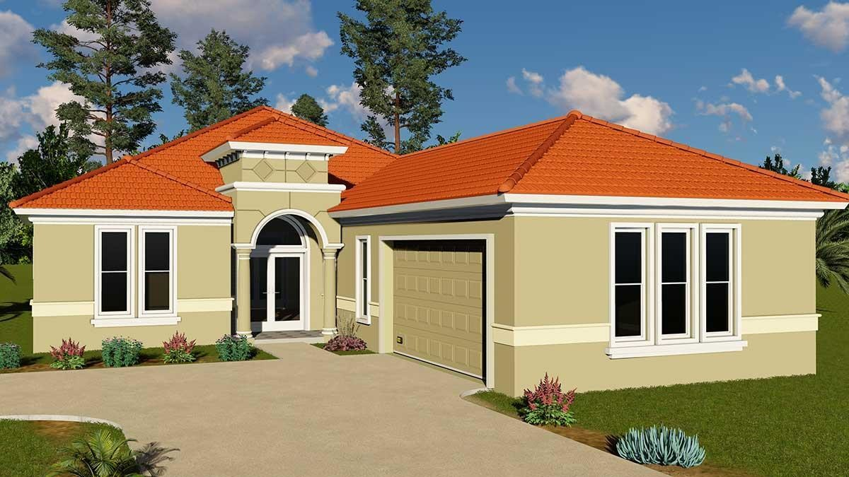 Ready To Build Home In Florida Green Construction Community
