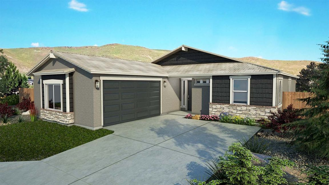New Homes For Rent In Sparks Nv
