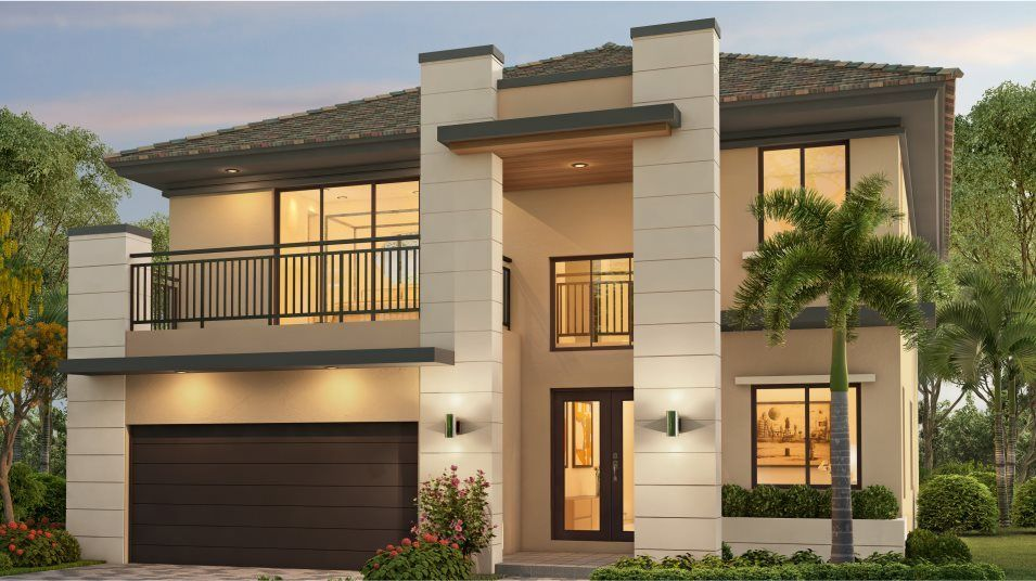 Ready To Build Home In Cascata at MiraLago - Estate Collection Community