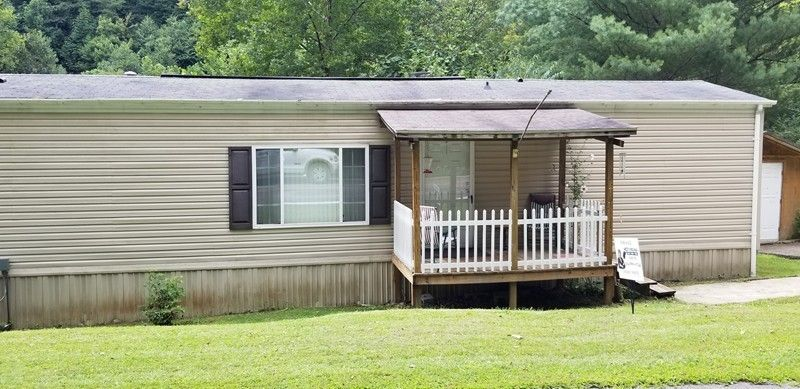 11462 DUCK ROAD Ivydale WV 25113 id-949183 homes for sale