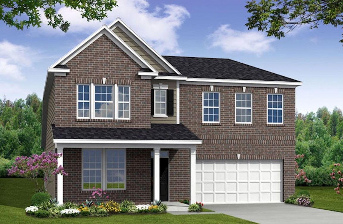 New homes from Beazer Homes in Mount Juliet TN
