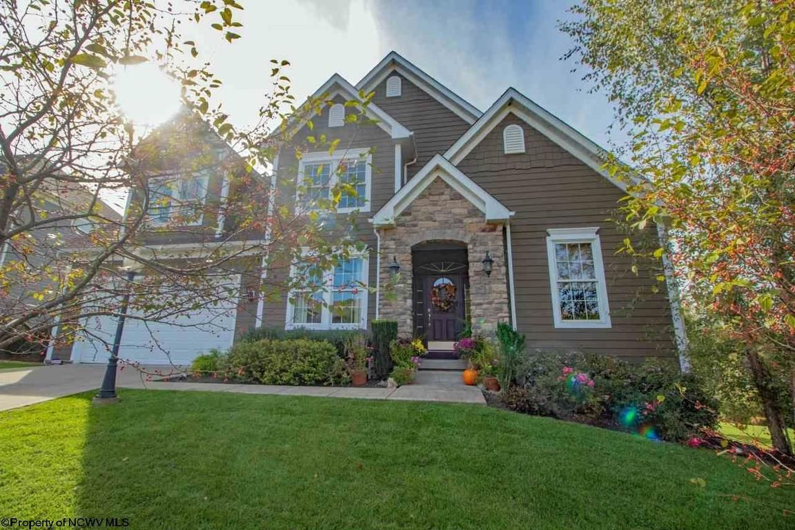 409 NORTH HARWICH CIRCLE Morgantown WV 26508 id-1634429 homes for sale