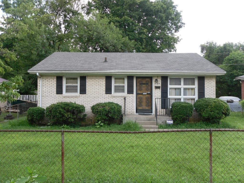 1103 NINETEENTH Hopkinsville KY 42240 id-835808 homes for sale
