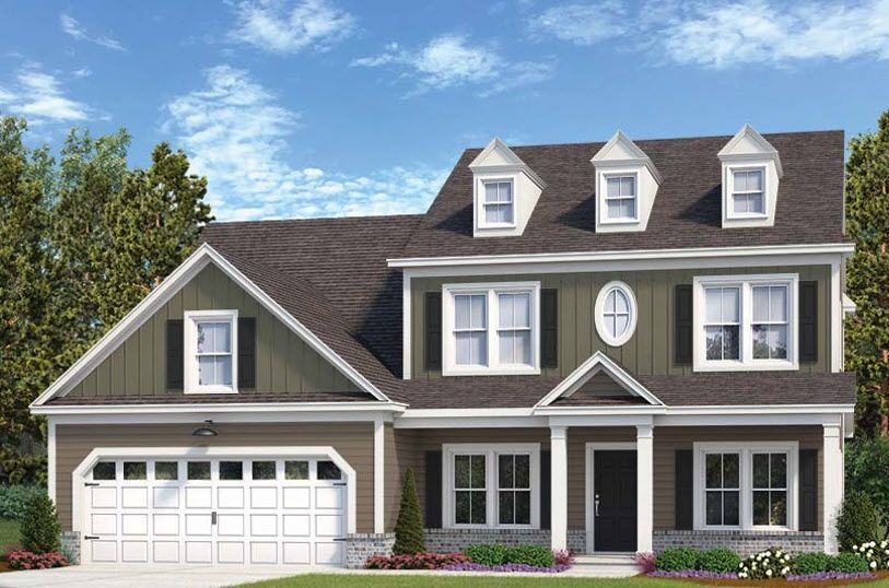 new homes from village park homes in bluffton sc