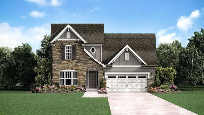 Ready To Build Home In Signature Point Community