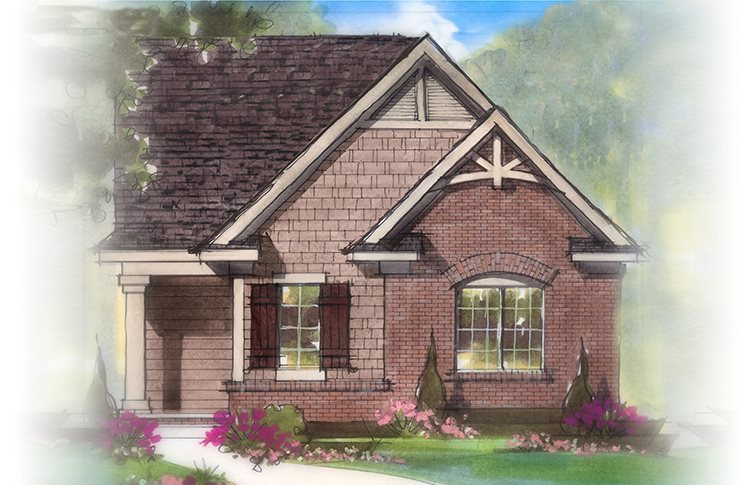 new homes from estridge homes in fishers in