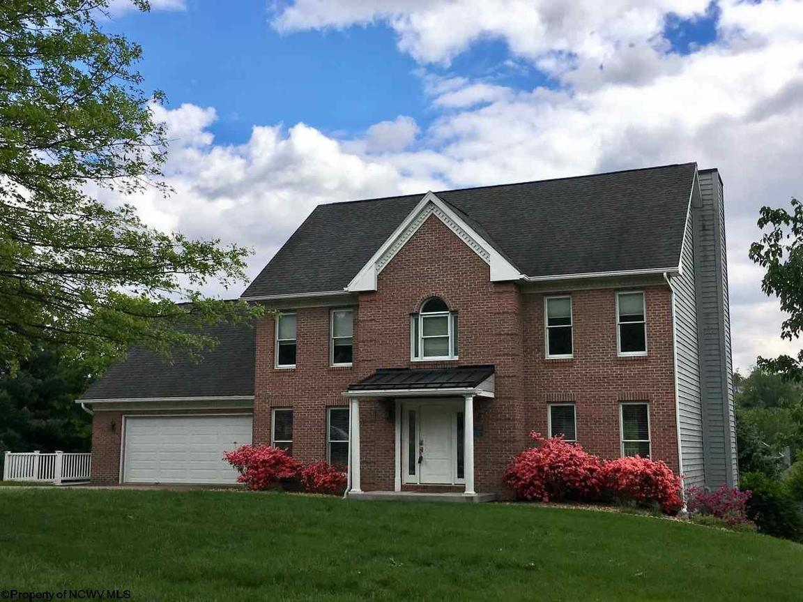1105 STEEPLECHASE DRIVE Morgantown WV 26508 id-723949 homes for sale