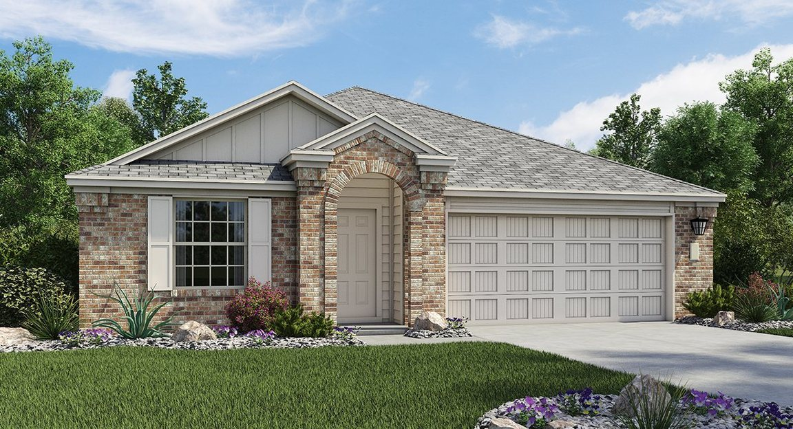 new homes from lennar in pflugerville tx