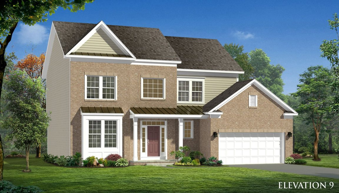 Nottingham At Springdale Farm Gerrardstown WV 25420 id-1656366 homes for sale