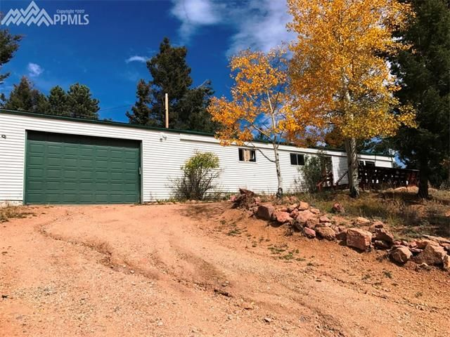Home For Sale 519 E Fern Road Woodland Park CO 80863