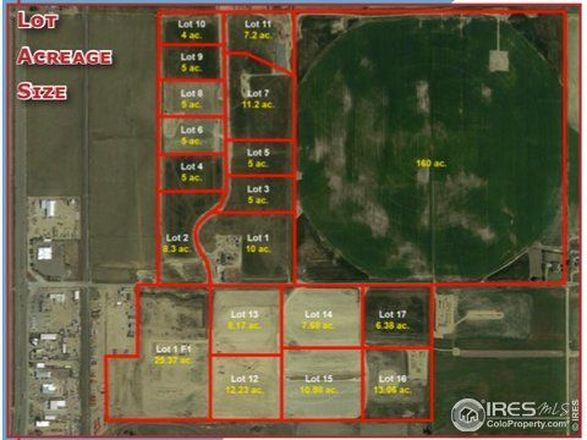 Lot In Fort Lupton