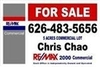 Real Estate Agents: Christian Chao, City-of-industry, CA