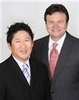 Real Estate Agents: Brian Hong and Jery Beamer, Alexandria, VA