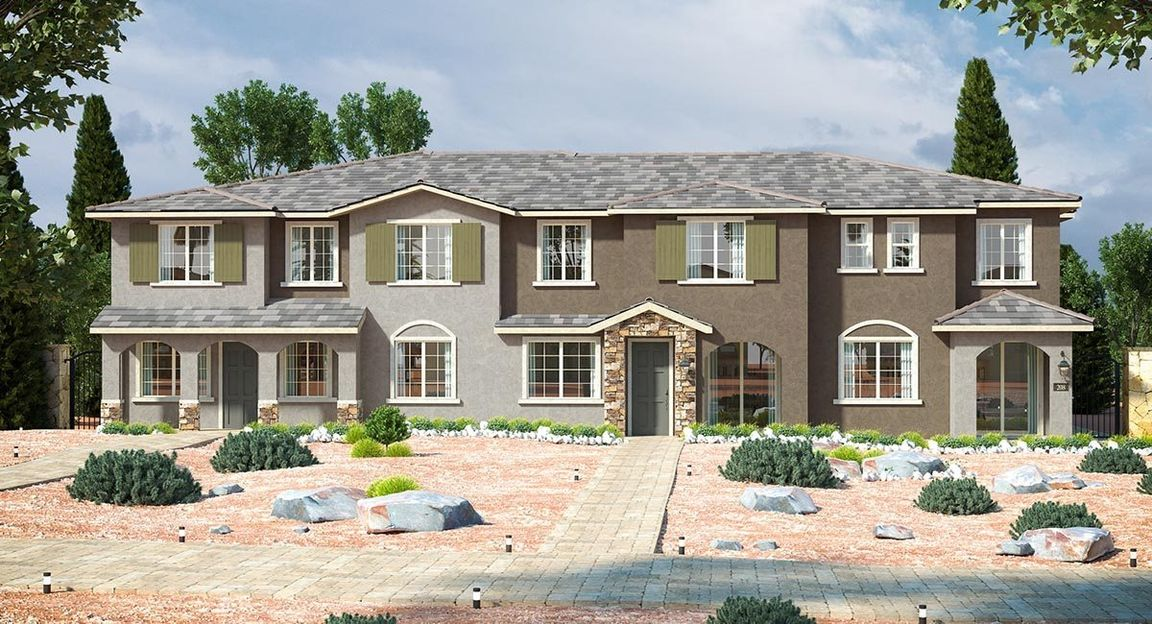 Visconti At Mountains Edge - Watermarke Las Vegas NV 89178 id-43373 homes for sale