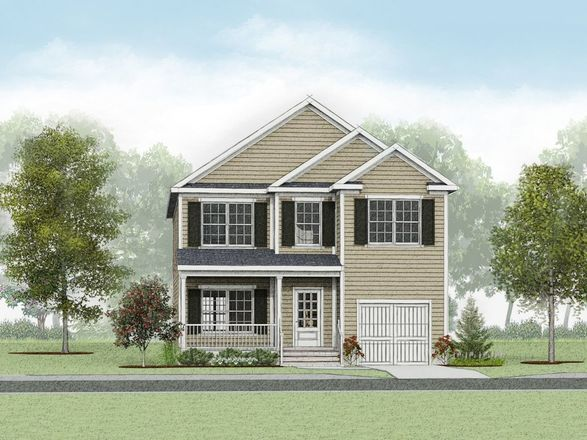 Ready To Build Home In The Cottages at Norfolk Highlands Community