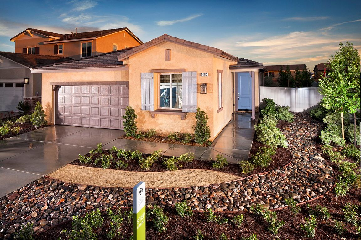 new homes from pardee homes in beaumont ca
