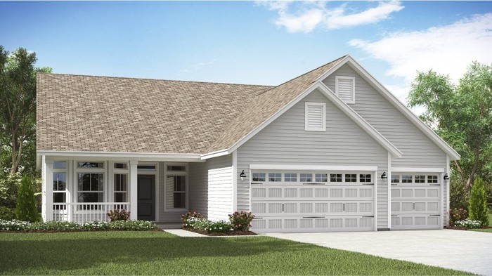 Ready To Build Home In Forestbrook Estates Community