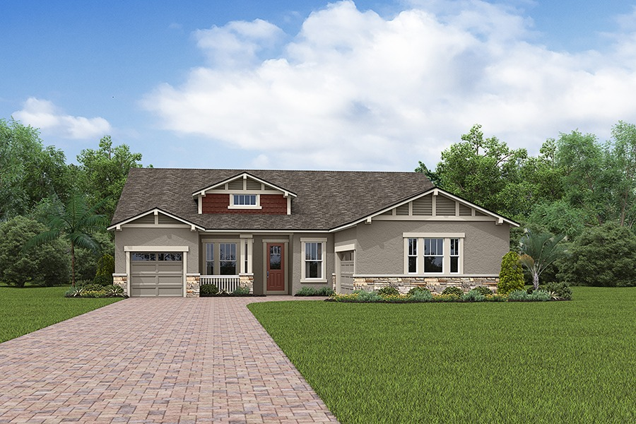 Oxford Chase community in Winter Garden, FL build by Mattamy Homes