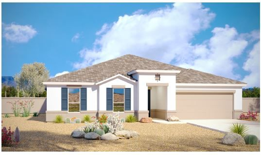 Home Designs In The Rio Grand Valley