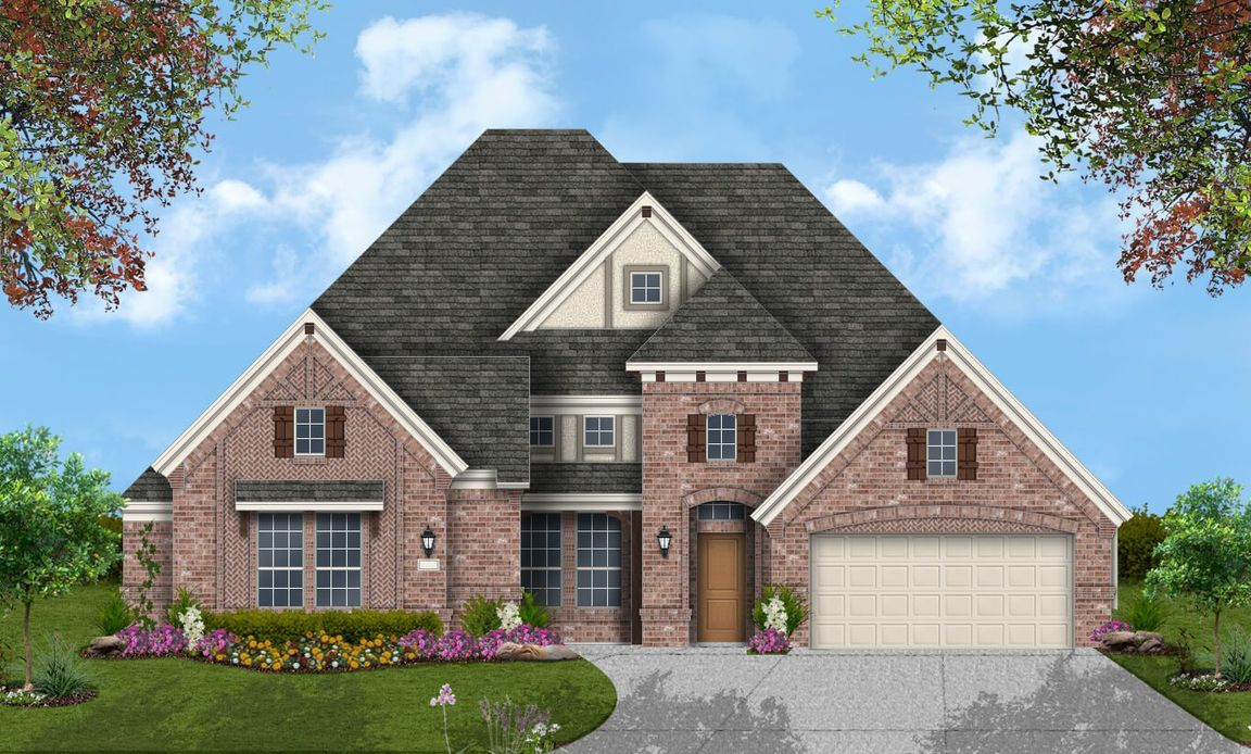 New Homes In Fulshear Tx